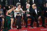 Goya awarded Irene Escolar, Luisa Gavasa, Antonio Ozores and Antonio Resines during 30th Goya Awards ceremony in Madrid, Spain. February 06, 2016. (ALTERPHOTOS/Victor Blanco)