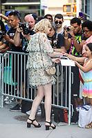 NEW YORK, EUA, 29.06.2017 -  LUCY-BOYNTON - A atriz britanica Lucy Boynton é vista no Soho na Ilha de Manhattan em New York nesta quinta-feira, 29 junho. (Foto: Vanessa Carvalho/Brazil Photo Press)