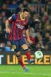 2014-01-08-FC Barcelona vs Getafe CF: 4-0.