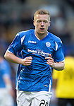 St Johnstone v Alashkert FC...09.07.15   UEFA Europa League Qualifier 2nd Leg<br /> Scott Brown<br /> Picture by Graeme Hart.<br /> Copyright Perthshire Picture Agency<br /> Tel: 01738 623350  Mobile: 07990 594431