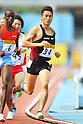 Masato Yokota (JPN), .MAY 6, 2012 - Athletics : .SEIKO Golden Grand Prix in Kawasaki, Men's 800m .at Kawasaki Todoroki Stadium, Kanagawa, Japan. .(Photo by Daiju Kitamura/AFLO SPORT)