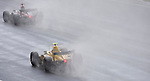 05 Apr 2009, Kuala Lumpur, Malaysia ---   DPR driver Giacomo Ricci of Italy steers his car through the rain during the race 2 of the FIA GP2 Asia Series 2009 at the Sepang circuit, near Kuala Lumpur. Photo by Victor Fraile --- Image by © Victor Fraile / The Power of Sport Images