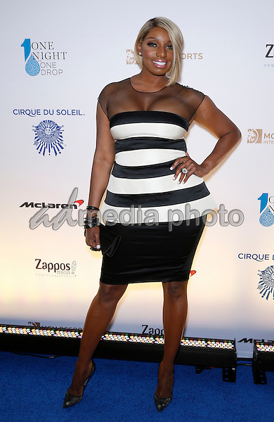 18 March 2016 - Las Vegas, Nevada - Nene Leakes. Cirque Du Soleil presents star-studded blue carpet at Fourth Annual One Night for ONE DROP at the Cleveland Clinic Lou Ruvo Center for Brain Health. Photo Credit: MJT/AdMedia