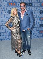 07 August 2019 - Los Angeles, California - Tori Spelling, Dean McDermott. FOX Summer TCA 2019 All-Star Party held at Fox Studios. <br /> CAP/ADM/BT<br /> ©BT/ADM/Capital Pictures