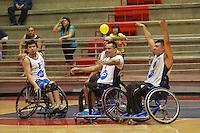 Paralímpico 2015 Basquetbol Adaptado Final Dach vs Alpos