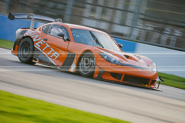 Michael Simpson - Team LNT Ginetta G55 GT3