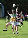 Oliver Plunketts Sean Brazil St. Josephs Killian Staunton. Photo:Colin Bell/pressphotos.ie