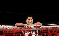 Calcio, finale Tim Cup: Milan vs Juventus. Roma, stadio Olimpico, 21 maggio 2016.<br /> Juventus&rsquo; Alvaro Morata celebrates at the end of the Italian Cup final football match between AC Milan and Juventus at Rome's Olympic stadium, 21 May 2016. Juventus won 1-0 in the extra time.<br /> UPDATE IMAGES PRESS/Isabella Bonotto
