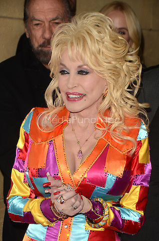 LOS ANGELES, CA - DECEMBER 2: Dolly Parton at the screening of Dolly Parton's 'Coat Of Many Colors' at The Egyptian Theater in Los Angeles, California on December 2, 2015. Credit: David Edwards/MediaPunch