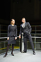 London, UK. 14.12.2015. The Young Vic, in a co-production with Supporting Wall, presents BULL in the Maria at the Young Vic. Picture shows: Susannah Fielding (Isobel), Max Bennett (Tony). Photograph © Jane Hobson.