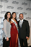 Dara Gordon, Olivia Culpo and Hetrick-Martin Institute's Thomas Krever Attend Jeffrey Fashion Cares 10th Anniversary New York Fundrasier Hosted by Emmy Rossum Held at the Intrepid, NY  4/2/13
