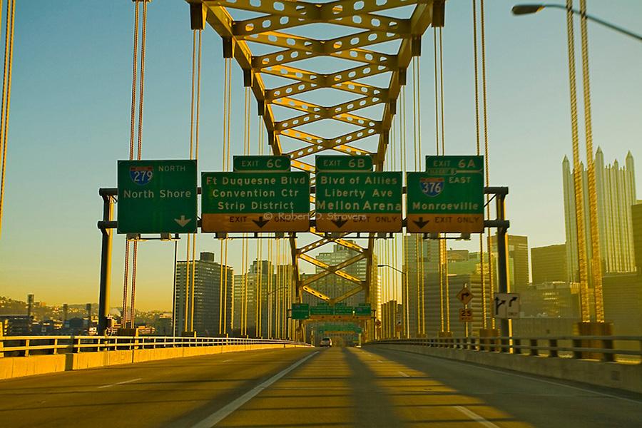 Pittsburgh Skyline -