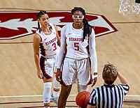 Stanford Basketball W v Utah, January 26, 2020