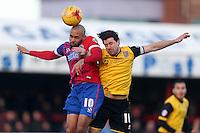 Dagenham & Redbridge vs Northampton Town 16-01-16