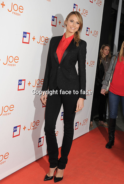 Stacy Keibler attends the Joe Fresh at jcp launch event at Joe Fresh at jcp Pop Up on March 7, 2013 in West Hollywood, California., ..Credit: Mayer/face to face - No Rights for USA and Canada -