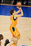 Baloncesto Fuelabrada's Alvaro Munoz during Liga Endesa ACB match.October 30,2011. (ALTERPHOTOS/Acero)