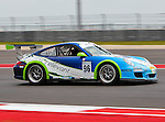 Jim Walsh (96) in action during the V8 Supercars and the Porsche GT3 Cup cars practice sessions at the Circuit of the Americas race track in Austin,Texas. ..