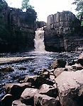 High Force waterfall, River Tees, England