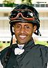 Mohamed Osman at Delaware Park racetrack on 6/16/14
