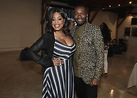 """LOS ANGELES, CA - AUGUST 16:  David Oyelowo and Niecy Nash at the Ava Duvernay Hosted Special Screening of the Blumhouse film """"Don't Let Go"""" at the Amanda Theater at Array Creative Campus on August 16, 2019 in Los Angeles, California. (Photo by Scott Kirkland/Blumhouse/PictureGroup)"""