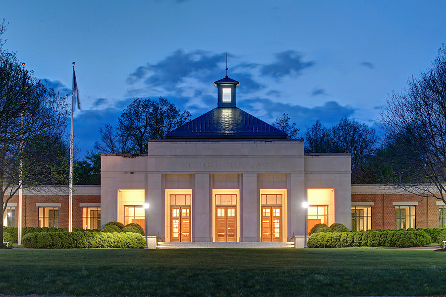 The School of Law at the University of Virginia in Charlottesville, VA. Photo/Andrew Shurtleff