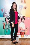 "attends the Premiere of the Theater Play ""Al Final de la carretera"" at Fenan Gomez Theatre in Madrid, Spain. October 7, 2014. (ALTERPHOTOS/Carlos Dafonte)"