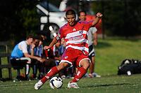 Andromeda v FC Dallas U15/16. 2009 US Soccer Development Academy Summer Showcase at Bryan Park Soccer Complex in Browns Summit, North Carolina, on June 27, 2009.