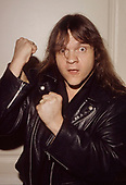 1986: MEAT LOAF - Photosession in London