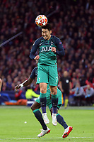 Son Heung-Min of Tottenham Hotspur during AFC Ajax vs Tottenham Hotspur, UEFA Champions League Football at the Johan Cruyff Arena on 8th May 2019