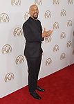 HOLLYWOOD, CA - JANUARY 28: Actor-rapper-producer Common arrives at the 28th Annual Producers Guild Awards at The Beverly Hilton Hotel on January 28, 2017 in Beverly Hills, California.