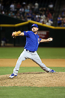 Travis Wood - 2016 Chicago Cubs (Bill Mitchell)
