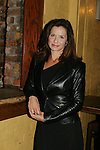 """General Hospital Florencia Lozano (OLTL) stars in """"Red Dog Howls"""" as it opens on September 24, 2012 at New York Theatre Workshop in New York City, New York with the after party at Phebe's.  (Photo by Sue Coflin/Max Photos)"""