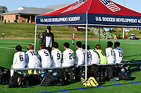 USSDA - East Regional Showcase U-14B, October 28, 2018