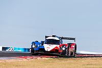 12th January 2020; The Bend Motosport Park, Tailem Bend, South Australia, Australia; Asian Le Mans, 4 Hours of the Bend, Race Day; The number 9 Graff LMP3 driven by Eric Trouilllet, Ricky Capo, David Droux during the race - Editorial Use