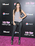 Victoria Justice at The Paramount L.A. Premiere of Katy Perry : Part of Me held at The Grauman's Chinese Theatre in Hollywood, California on June 26,2012                                                                               © 2012 Hollywood Press Agency