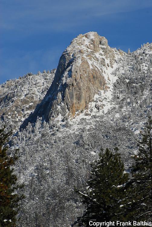 Lily Rock near Idyllwild, CA