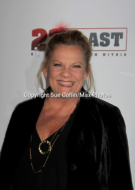 "Premiere of ""23 Blast"" - Vision Comes From Within"" - a film by Dylan Baker starring Kim Zimmer on October 20, 2014 at Regal Cinemas E-Walk Theatre, New York City. (Photo by Sue Coflin/Max Photos)"