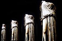20190617 Mostra Plessi a Caracalla. Il Segreto del Tempo