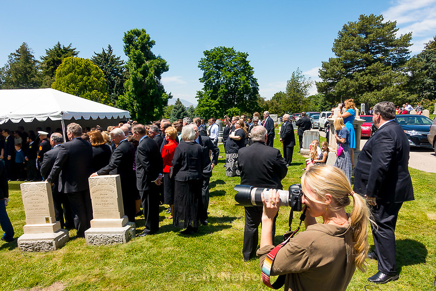 Trent Nelson  |  The Salt Lake Tribune<br /> <br /> Funeral for LDS apostle L. Tom Perry<br /> <br /> , Friday June 5, 2015.
