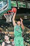 North Texas Mean Green forward Tony Mitchell (13) in action during the game between the Lehigh Mountain Hawks and the North Texas Mean Green at the Super Pit arena in Denton, Texas. Lehigh defeats UNT 90 to 75...