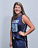 Nickie Sciulla of Rocky Point High School poses for a portrait during the Newsday 2015 varsity field hockey season preview photo shoot at company headquarters on Monday, September 14, 2015