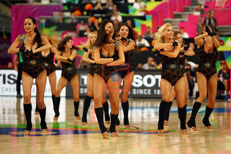 2014 FIBA Basketball World Cup-Quarter-Finals.<br /> Lithuania vs Turkey: 73-61.