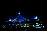 A general view of University of Bolton Stadium, home of Bolton Wanderers FC<br /> <br /> Photographer Alex Dodd/CameraSport<br /> <br /> The EFL Sky Bet Championship - Bolton Wanderers v West Bromwich Albion - Monday 21st January 2019 - University of Bolton Stadium - Bolton<br /> <br /> World Copyright © 2019 CameraSport. All rights reserved. 43 Linden Ave. Countesthorpe. Leicester. England. LE8 5PG - Tel: +44 (0) 116 277 4147 - admin@camerasport.com - www.camerasport.com