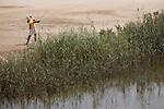 Abu Dhabi, United Arab Emirates (UAE). March 20th 2009.<br /> Al Ghazal Golf Club.<br /> 36th Abu Dhabi Men's Open Championship. <br /> Inki Kim