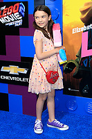 "LOS ANGELES - FEB 2:  Brooklynn Prince at ""The Lego Movie 2: The Second Part"" Premiere at the Village Theater on February 2, 2019 in Westwood, CA"