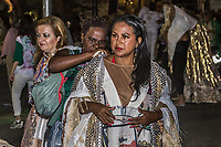 Rio de Janeiro (RJ), 29/02/2020 - Carnaval-Rio - Concentracao do desfile das escolas de samba campeas do carnaval do Rio de Janeiro do Grupo Especial   neste sabado (29) na Marques de Sapucai. (Foto: Ellan Lustosa/Codigo 19/Codigo 19)