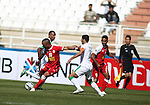 Tractorsazi Tabriz vs Al Ahli during the 2015 AFC Champions League Group D match on April 07, 2015 at the Yadegar Emam Stadium in Tabriz, Iran. Photo by Adnan Hajj / World Sport Group