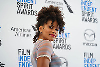 21 November 2019 - Los Angeles, California - . 2019 Film Independent Spirit Awards held at The Line LA. Photo Credit: Birdie Thompson/AdMedia