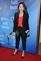 11 February 2018 - Beverly Hills, California - Minnie Driver. 2018 Writer's Guild Awards held at The Beverly Hilton Hotel. <br /> CAP/ADM/BT<br /> &copy;BT/ADM/Capital Pictures