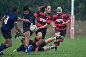 080628CMRFU Club Rugby - Onewhero v Papakura